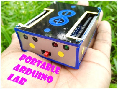 Portable Arduino Lab