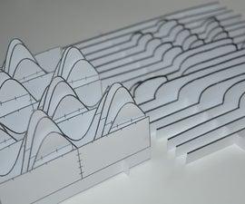 3D Plot Out of Paper + Bonus