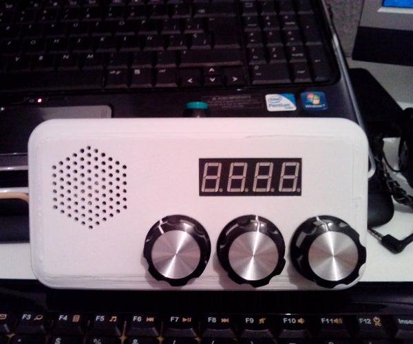 Digital FM Radio