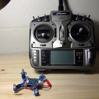 Worlds Smallest Drone!