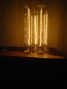 Test Tube Vase / Lamp