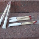 Fire Tube - Drinking Straw Hack