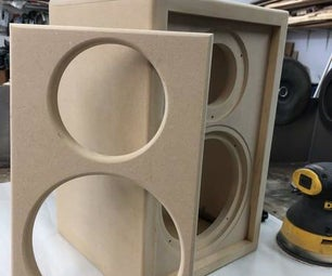 Easy MDF Wood Joints - Speaker Cabinet Enclosure Without Screws