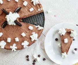 Easy Chocolate Mousse Pie