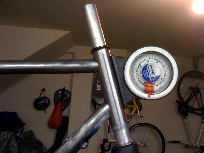 Picture of Remove Old Head Tube