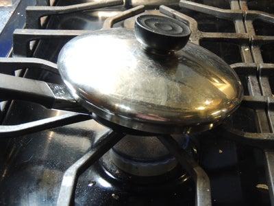 Making the Pancake