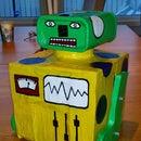 RaspRob, the Raspberry Robot