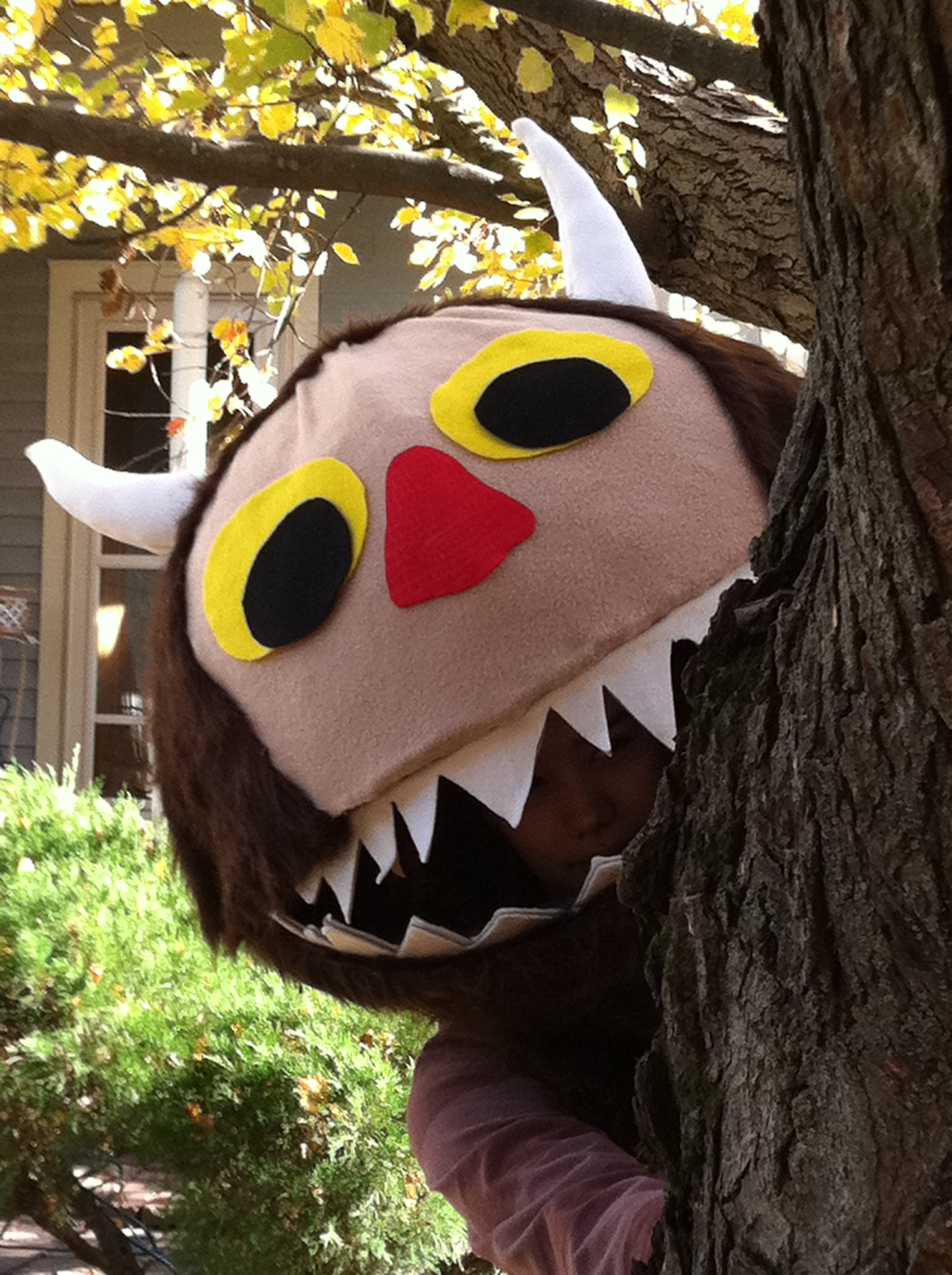 Picture of Carol Costume From Where the Wild Things Are