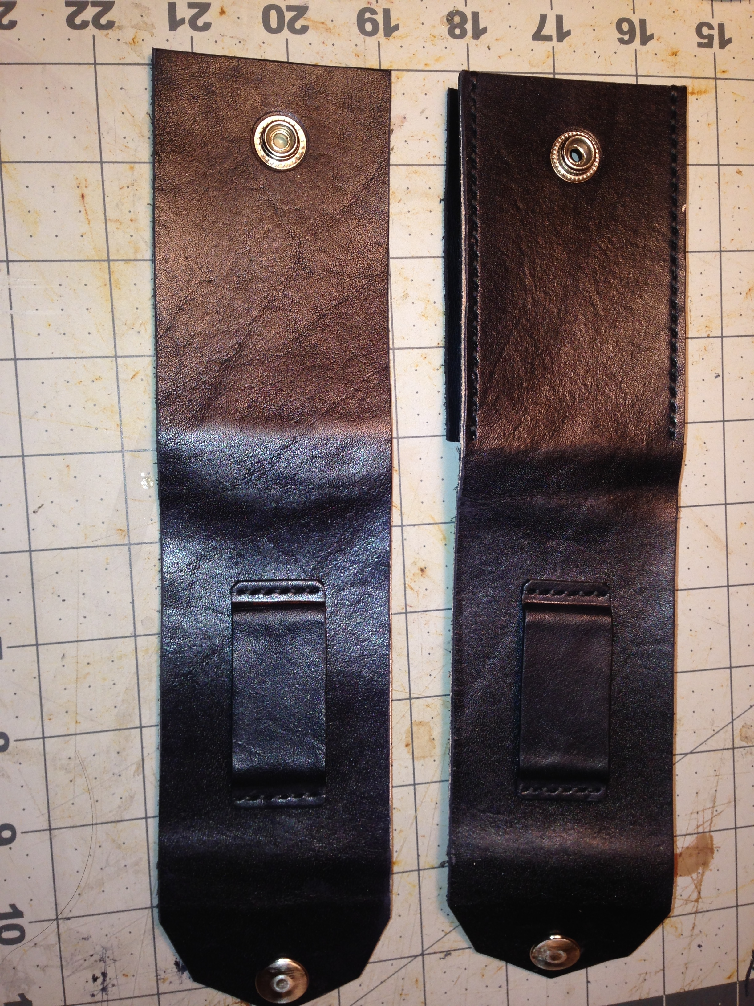 Picture of The Process of Making Utility Pouch