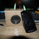 MP3/iPod/Mobile Phone Speaker