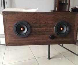 Oak Bluetooth Speaker