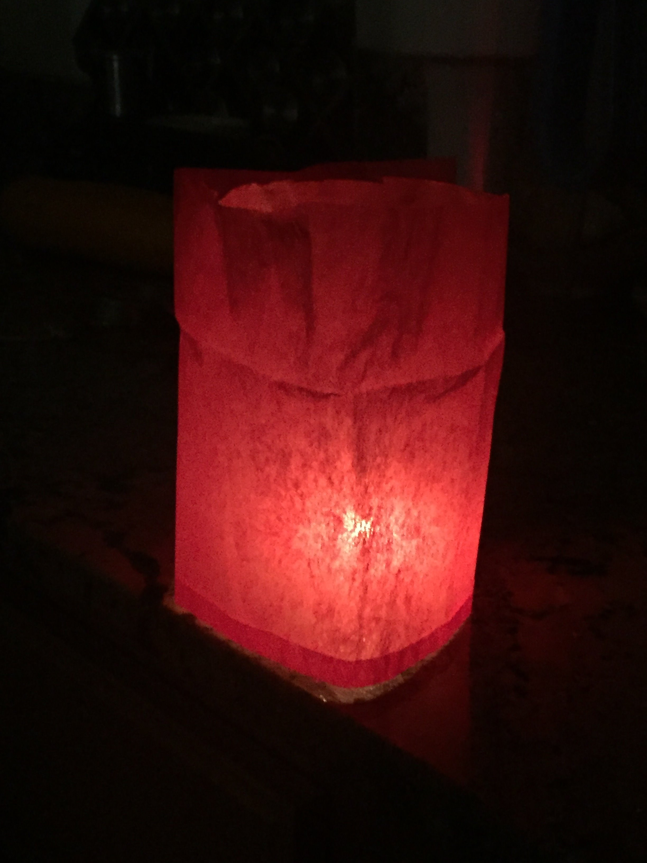 Picture of Easy Oil Lamp Lantern