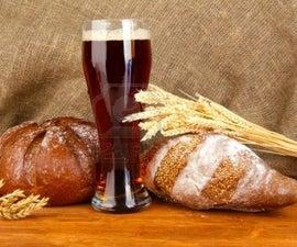 Russian Bread Kvass