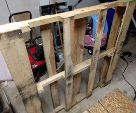 Pallet Demolition (Part 1)
