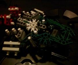 knex starship transformer
