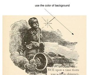 GIMP - Color Picker in Action