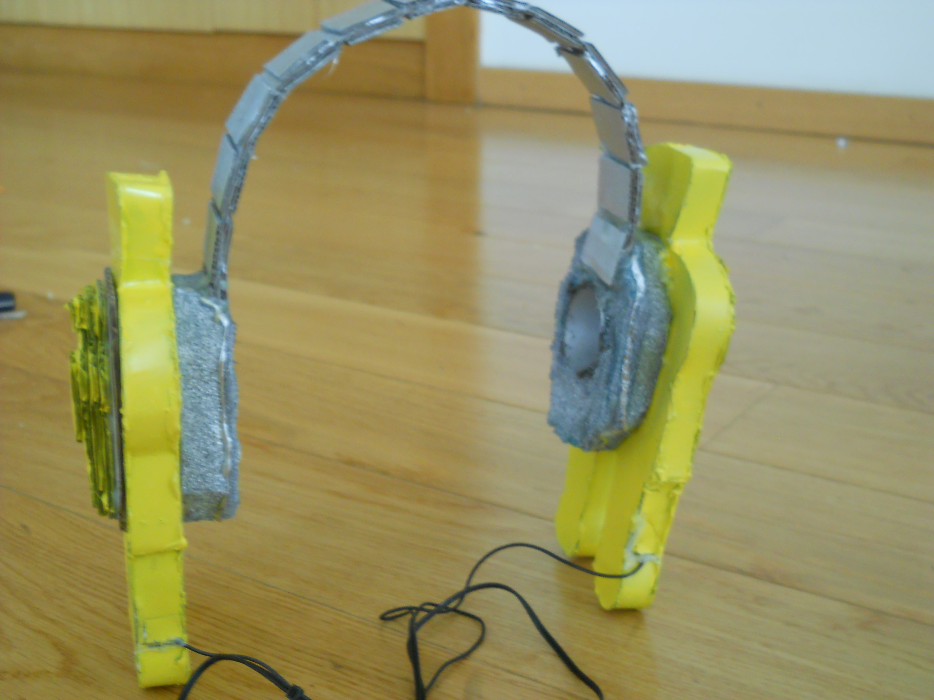 Picture of Instructables Robot Headphones