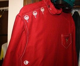 Sew a Dr. Horrible Jacket/Coat