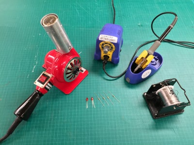 Parts, Tools & Supplies