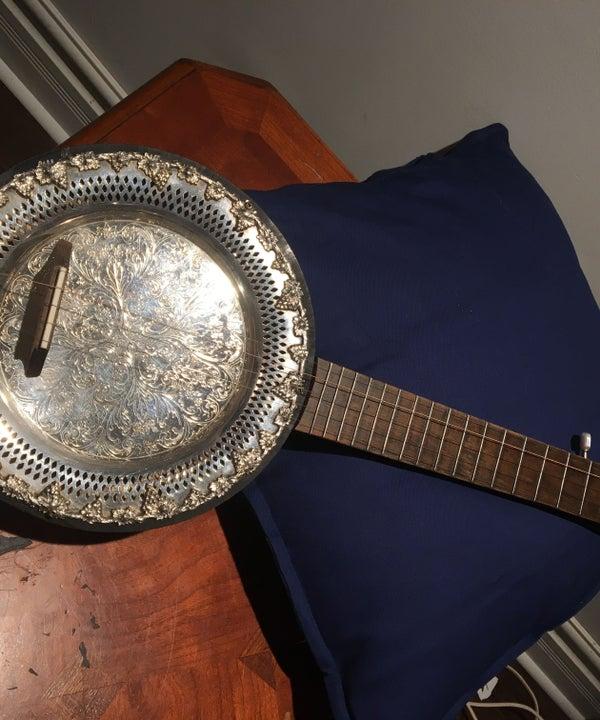 Salad-bowl Banjo