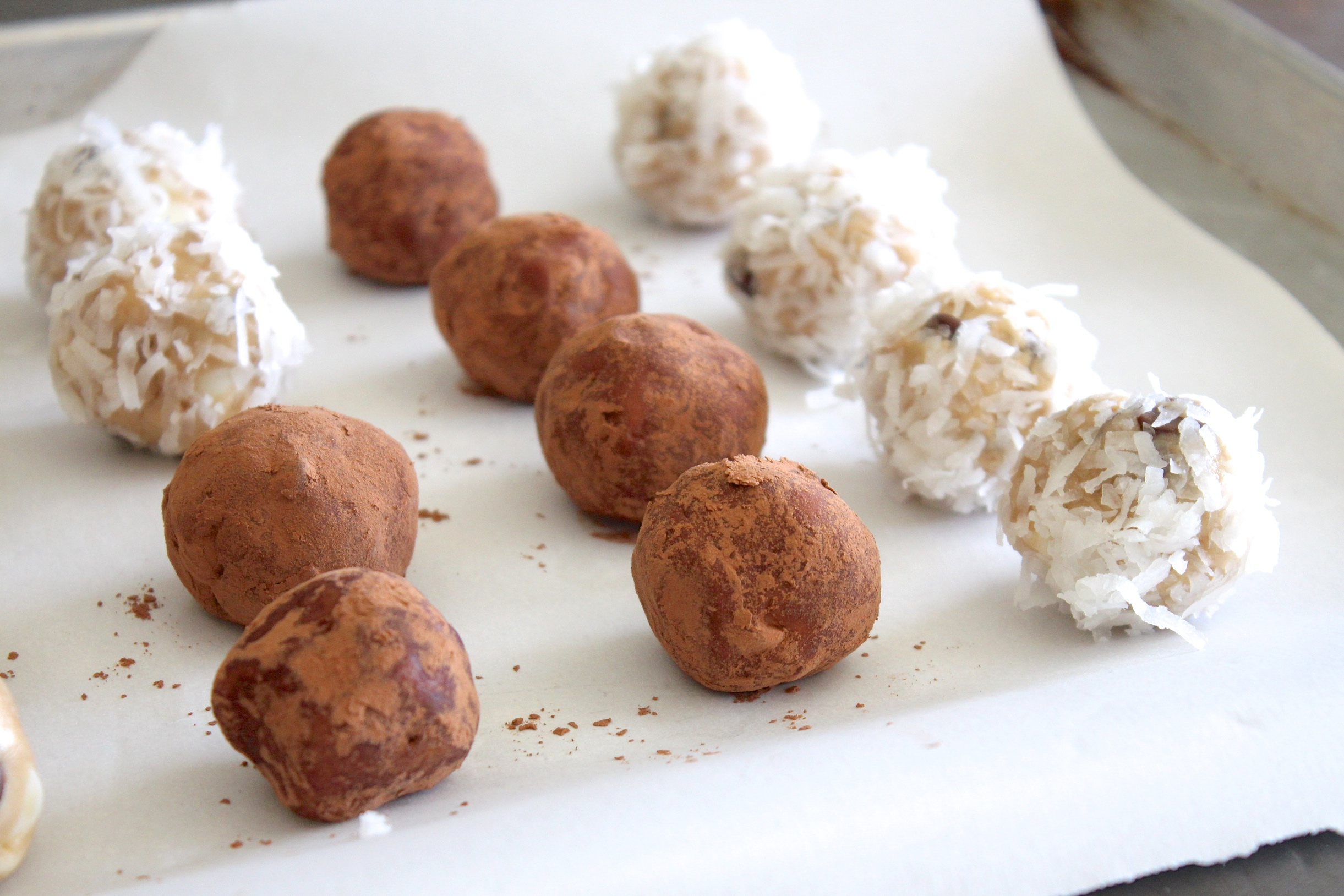 Picture of Make Them Bite Size to Store + Truffles
