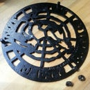 Nice and easy Sugru fix of a well loved trivet