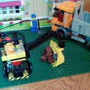 Lego Excavator for the kids