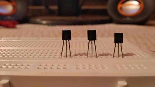 Add the Transistors