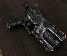 Destiny Inspired Hand Gun - X-Shot