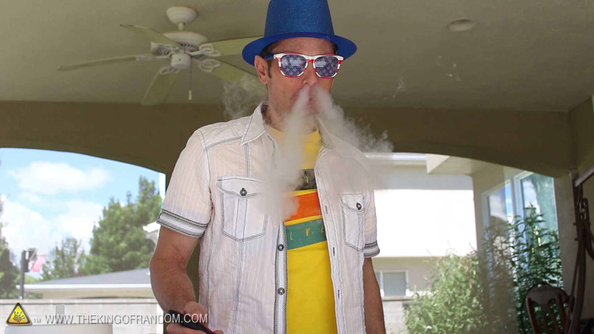 "Picture of Dragon Smoke Snacks - Grant Thompson - ""The King of Random"""