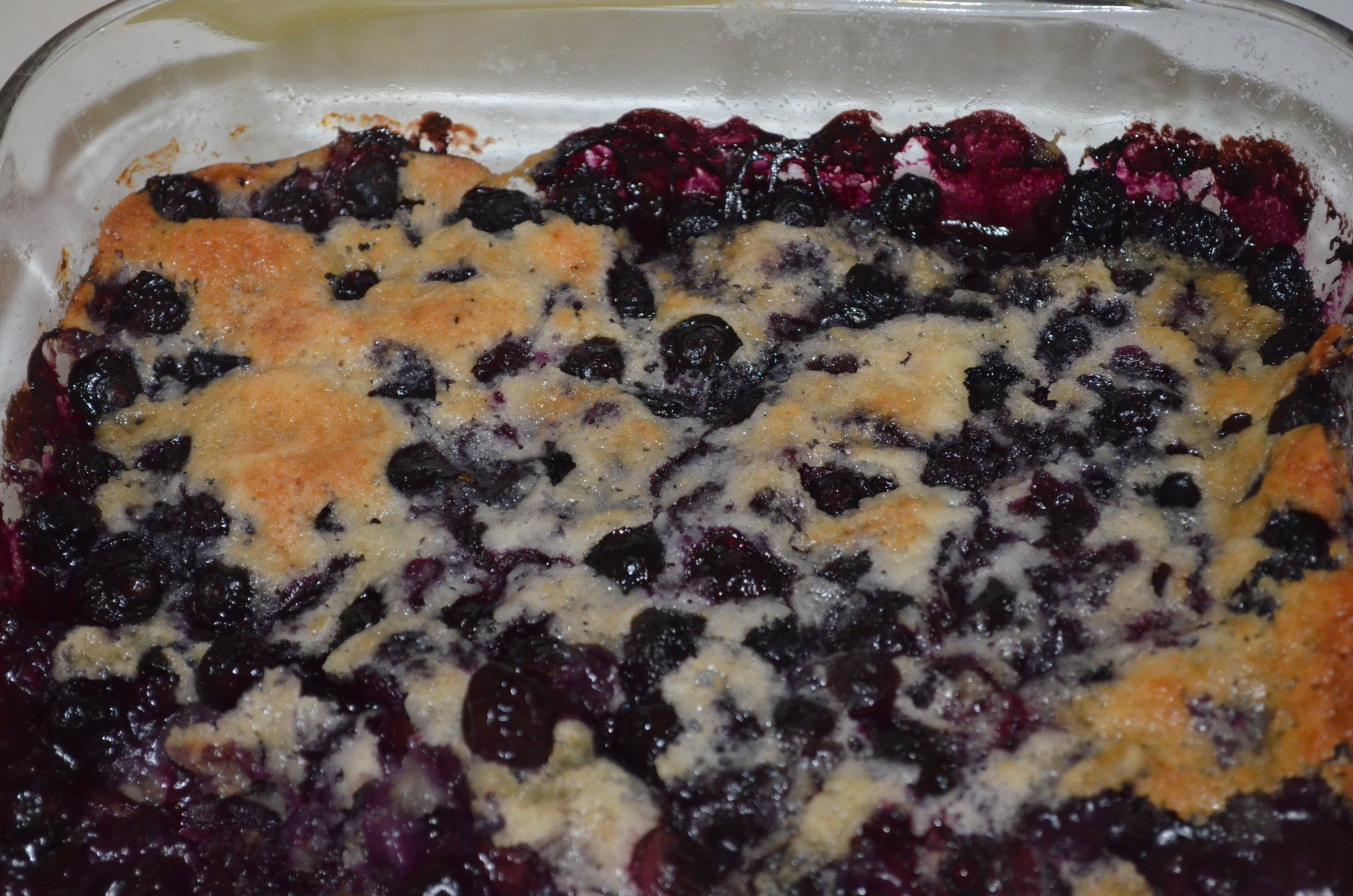 Bisquick Blueberry Cobbler 8 Steps With Pictures