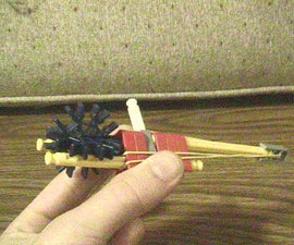 Basic Knex Cannon