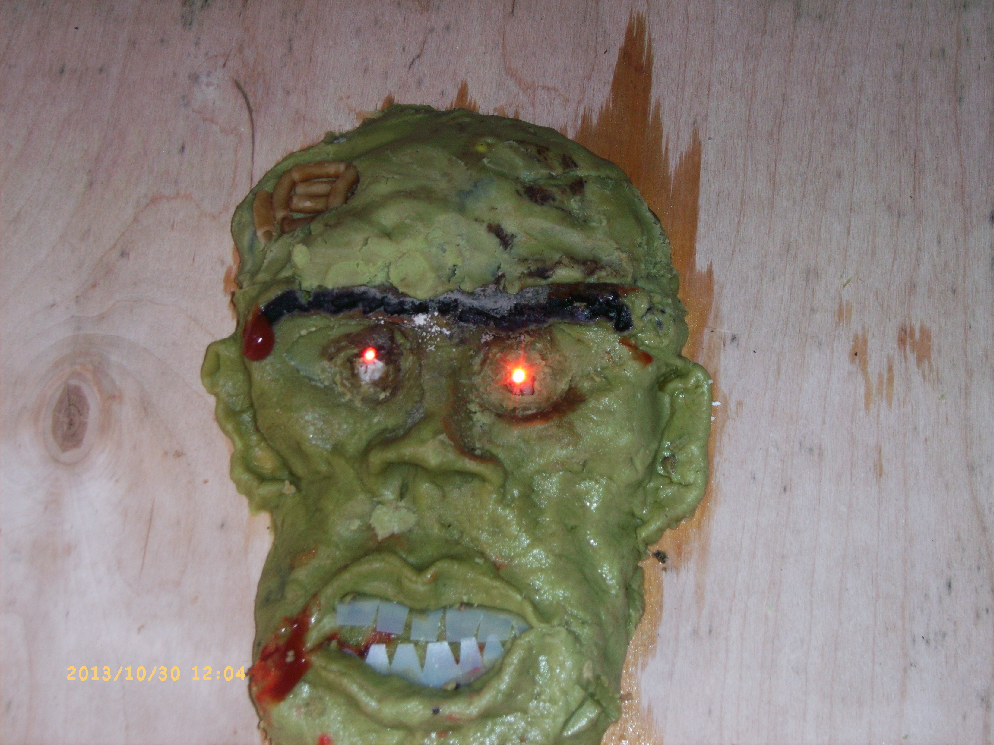 Picture of Zombie Head
