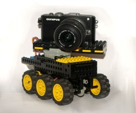 Lego Time Lapse Dolly