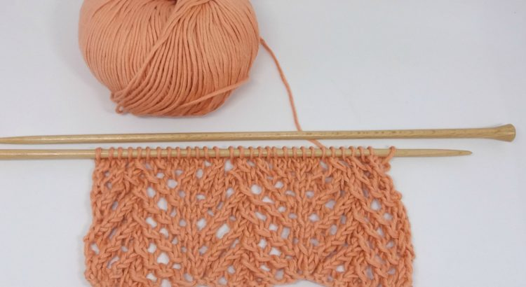 Picture of How to Work the Lace Arrow Stitch