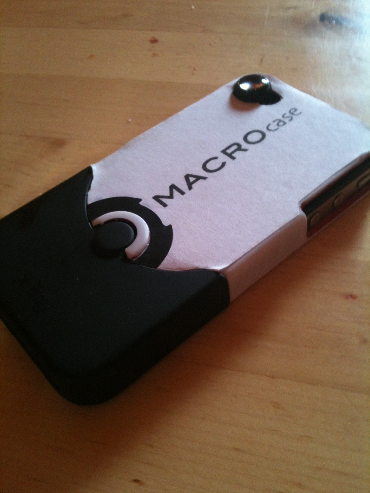 Picture of MACROcase for Iphone