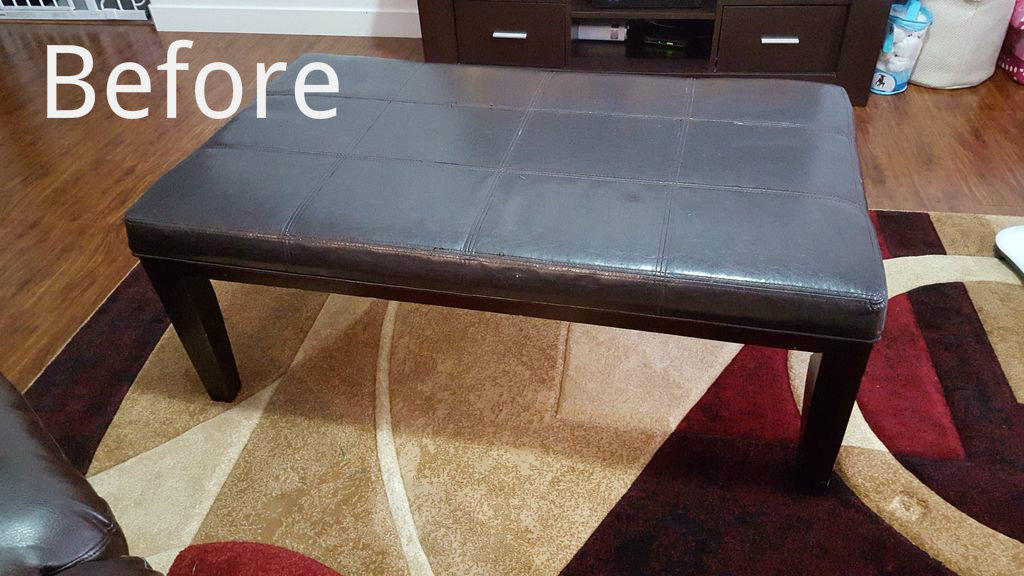 Picture of Coffee Table to Hope Chest