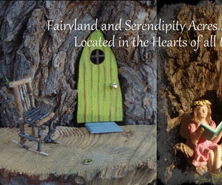 How to Make Fairy Doors/Fairylands and Open Up a Whole New World!