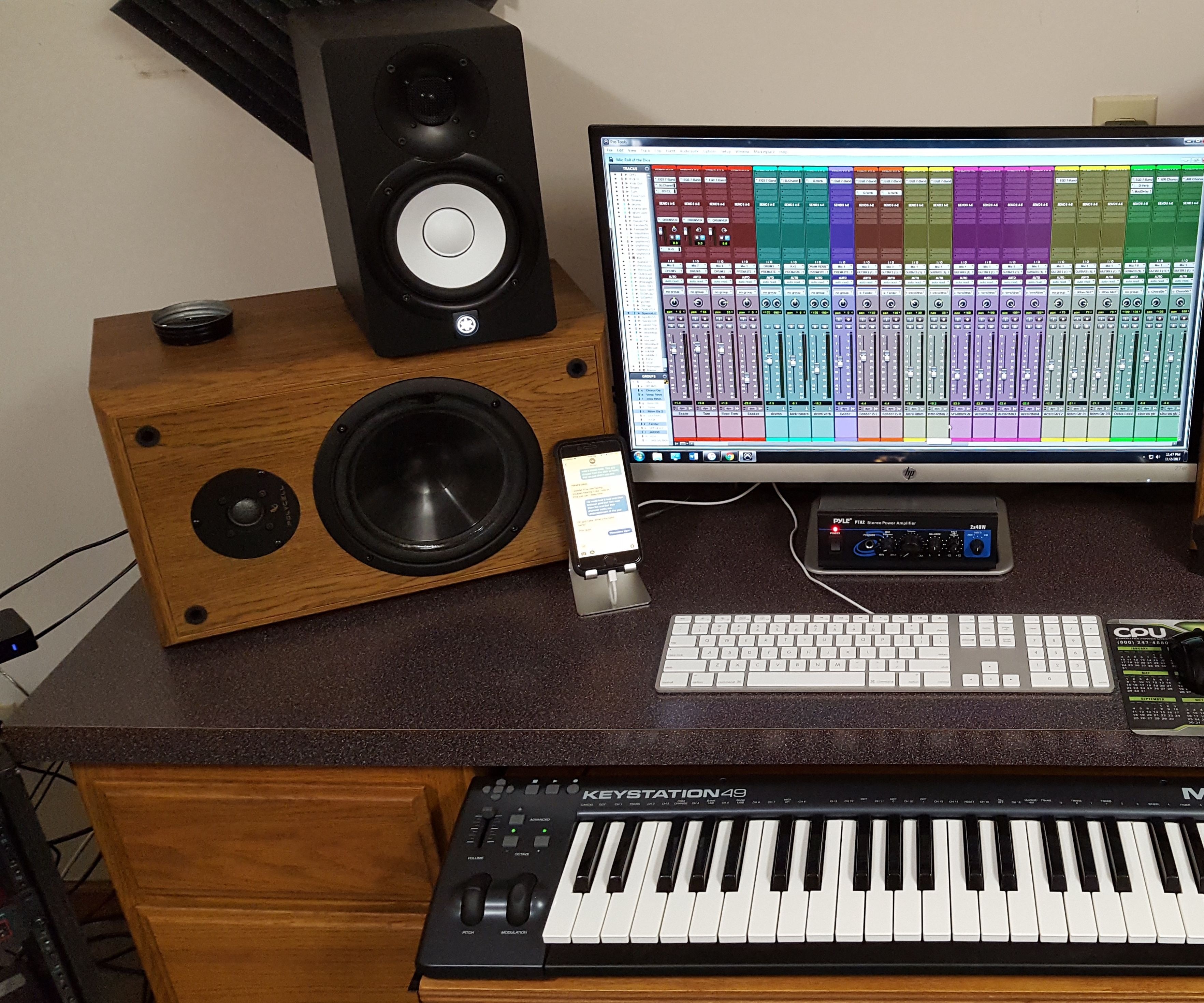 Building A Home Studio On A Mega Budget 8 Steps With Pictures