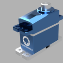 Add Idler (2nd Axis Mounting Point) on Micro Servos for Robotic Projects