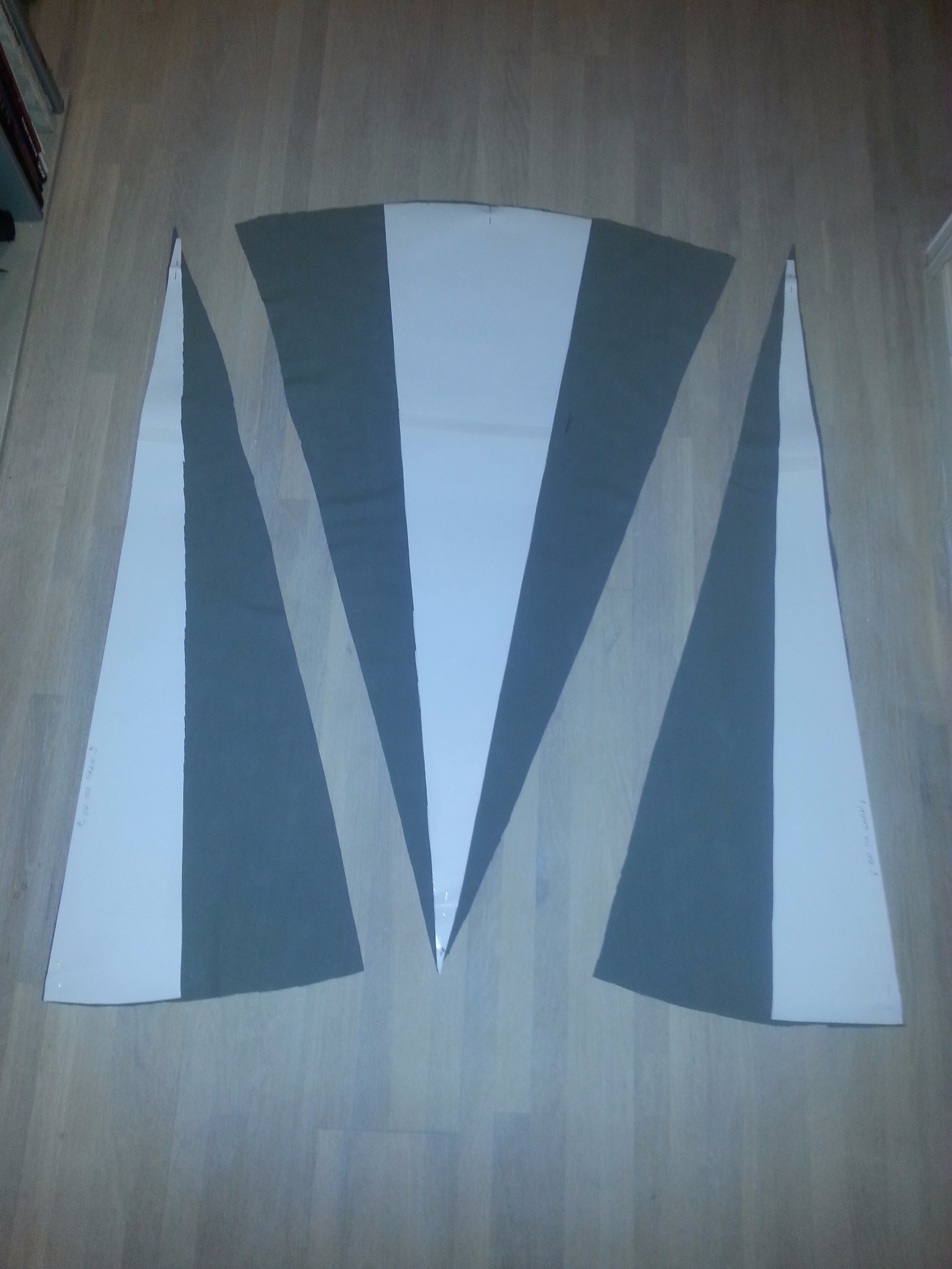 Picture of Cut Out the Material