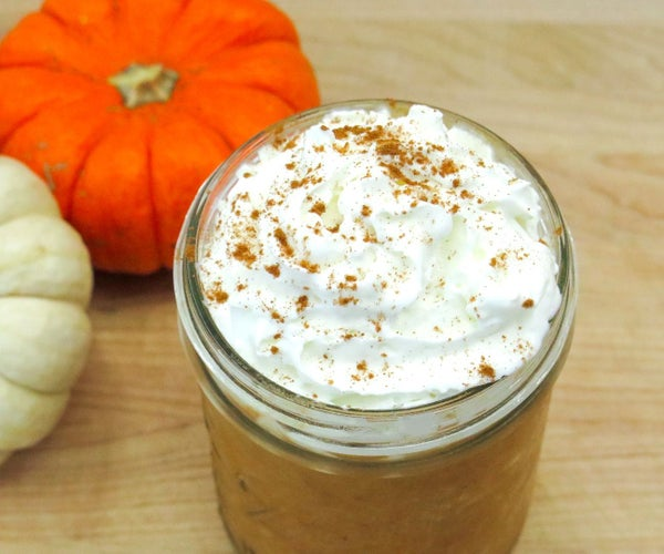 Pumpkin Frappuccino Recipe