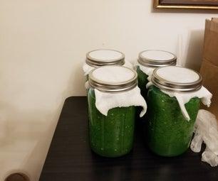 Green Eyed Monster Sauce