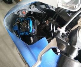 Racing Datalogger with an Arduino