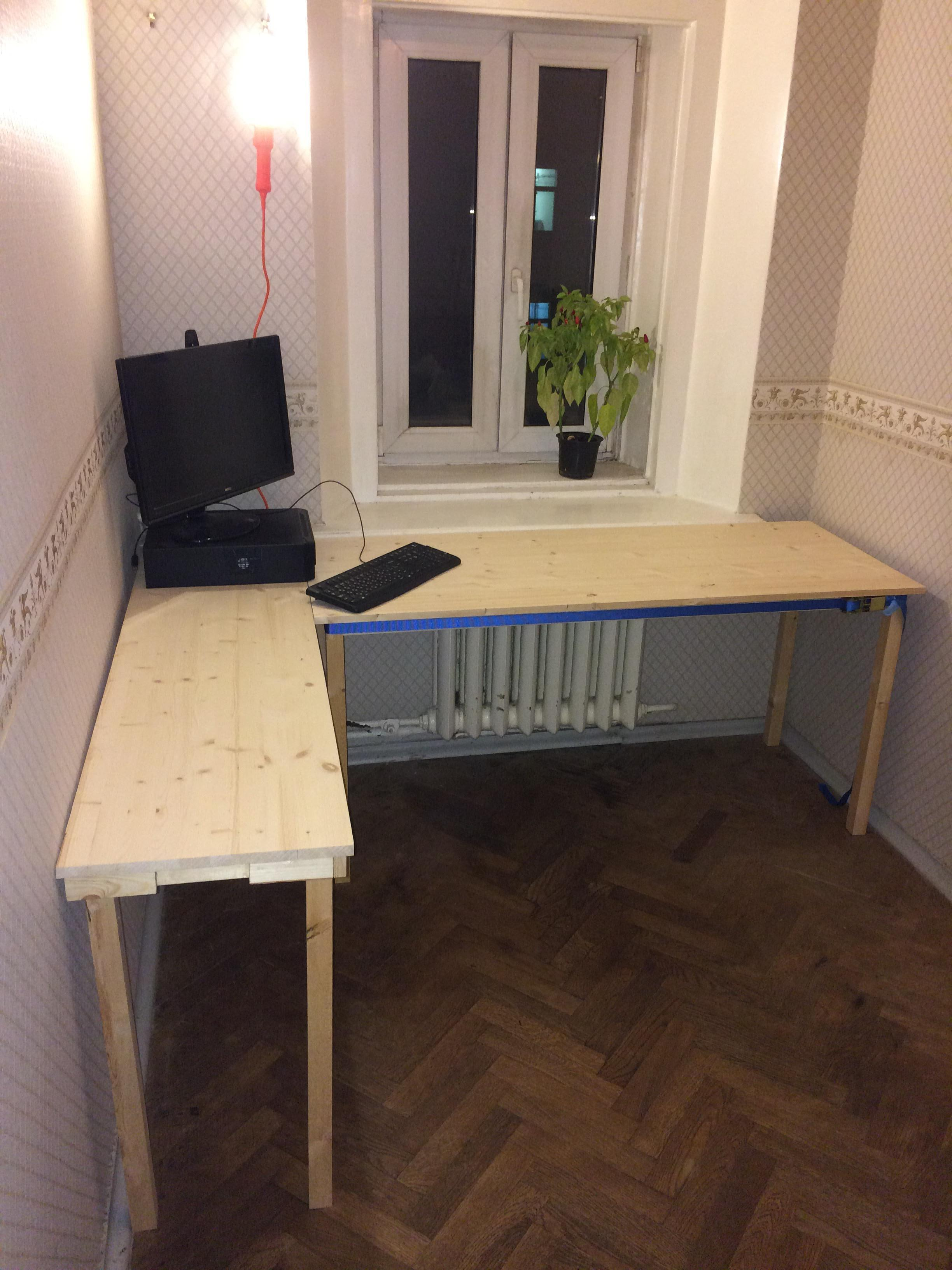 Picture of Cheap Table With Only One Tool