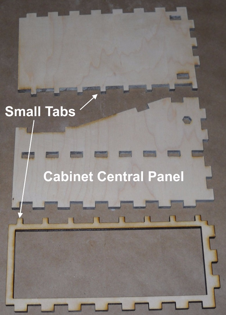 Picture of Assemble the Cabinet