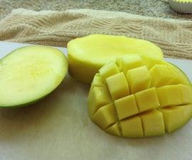 Tutorial: How to Cut a Mango
