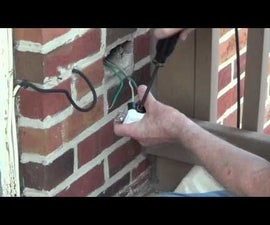 Install Outdoor Electric Wiring - How to Guide