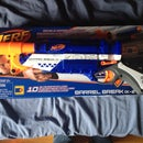 Nerf Barrel Break IX-2 Air Restrictor Removal & Power Mod