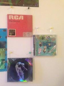 1 Minute! Freezer Bag CD Display